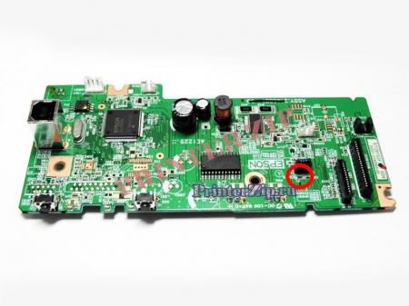 Материнская плата форматер 2140865 для Epson XP-33 купить в Питере